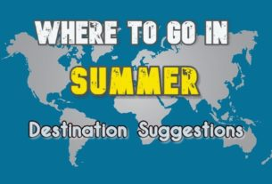 Summer Travel Detinations