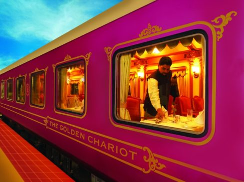 Luxury Tourist Trains of INDIA